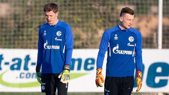 Nach Nübel-Abgang: Auf dieses Duo setzt Schalke in der kommenden Saison