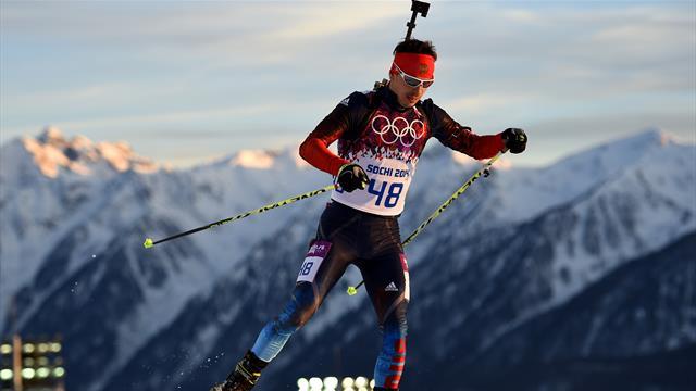Le Russe Evgeny Ustyugov perd un titre olympique pour dopage