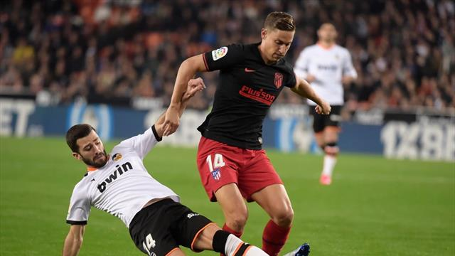 🤯😓Partidazo sin premio para Atlético y Valencia