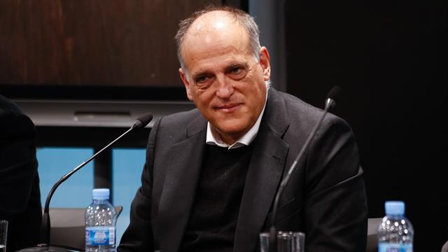 'Better late than never' - La Liga president revels in City punishment