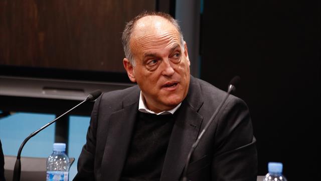 Глава Ла Лиги Тебас – об отстранении «Ман Сити»: «УЕФА наконец принимает решительные меры»