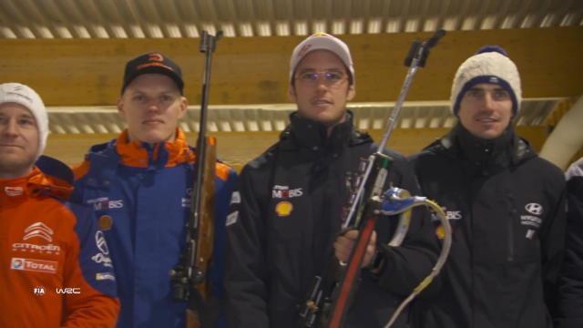 RALLYE : WRC - Elfyn Evans, suprenant sur la glace