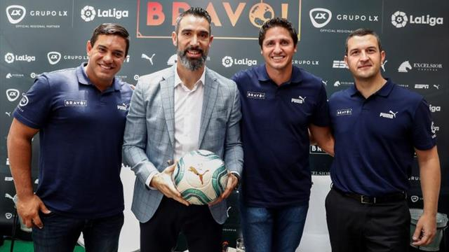 LaLiga lleva a Brasil su receta para formar a jóvenes talentos del fútbol