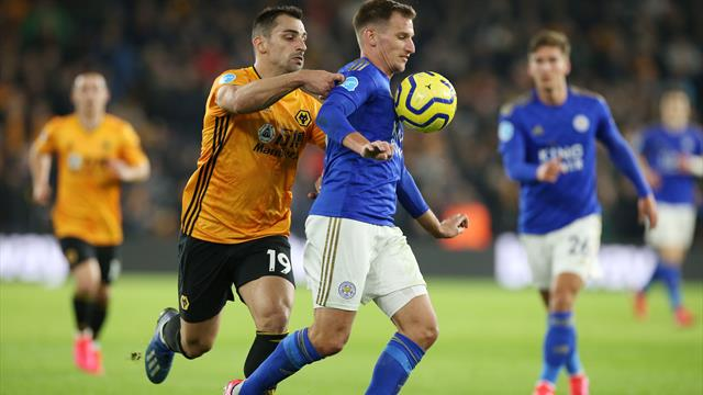 Muet, Leicester rate une occasion