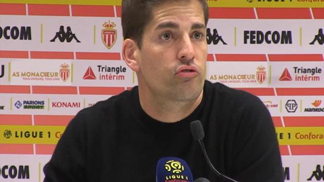 25e j. - Moreno : ''Le classement ? On doit encore travailler''
