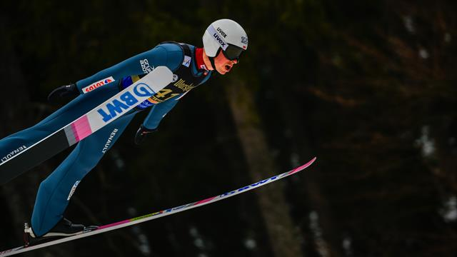 Zyla takes ski jumping World Cup gold after close-run contest