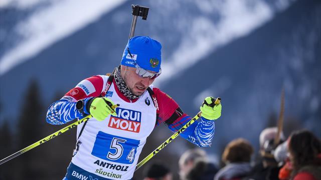 Loginow wird Sprint-Weltmeister - Peiffer bester Deutscher