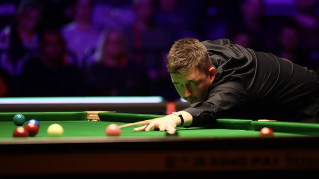 """""""Freches Snooker kann er auch"""": Wilson mit spektakulärem Pot"""
