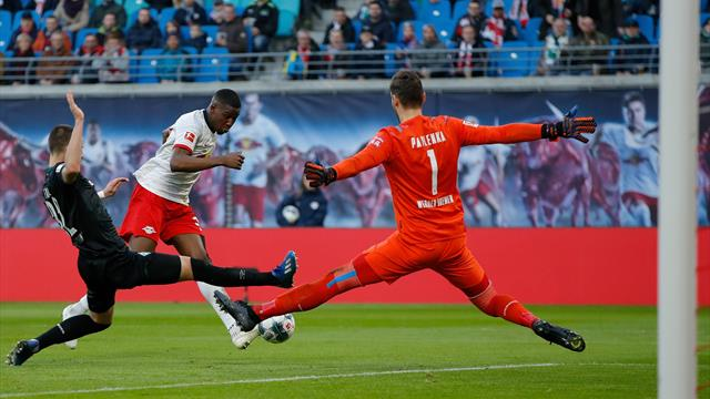 Leipzig back on top with 3-0 win over strugglers Werder