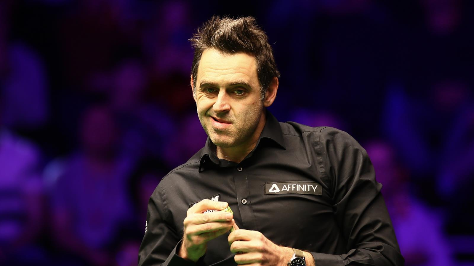 Ronnie OSullivan Frau