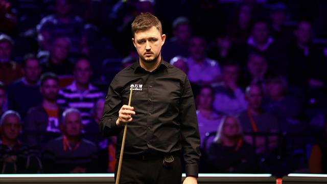 Wilson beats O'Sullivan to set up Welsh Open final showdown with Murphy