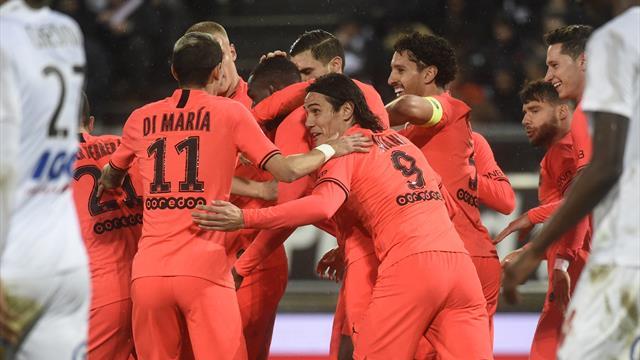 PSG a scăpat victoria în minutul 90+1, după ce revenise de la 0-3 cu penultima clasată Amiens