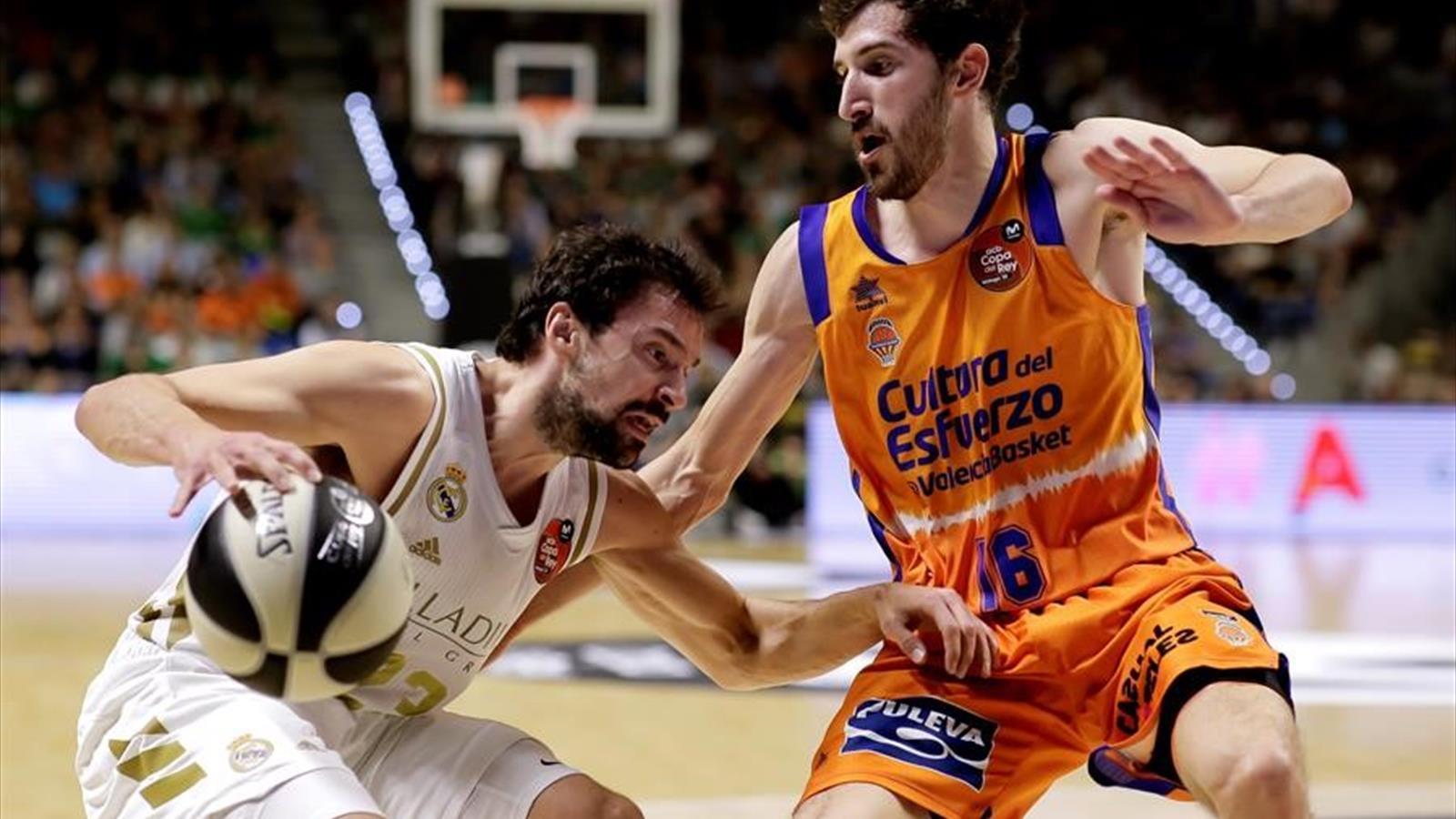 Copa del Rey, Real Madrid-Valencia Basket: Un rodillo hacia la enésima final (91-68)