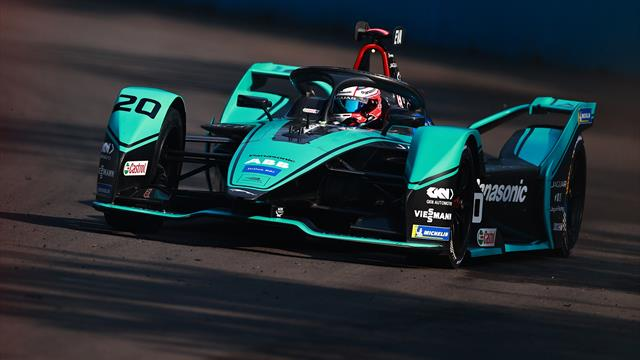 Evans wins in Mexico to take Formula E championship lead