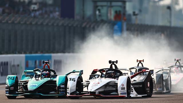 Formula E Mexico | Dominante verwinning Mitch Evans
