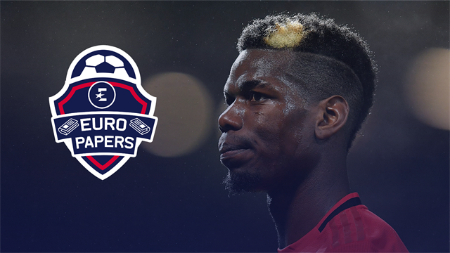 Juventus offer star duo to Manchester United in attempt to re-sign Pogba – Euro Papers
