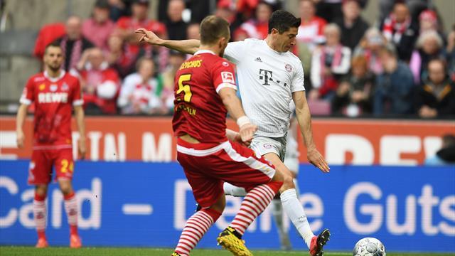 Bayern, performanță incredibilă în primele 15 minute cu FC Koln. Ce au reușit bavarezii