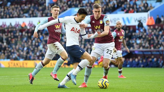 Villa - Spurs 2-3, după un final de infarct! Poate cel mai frumos meci al anului în Premier League