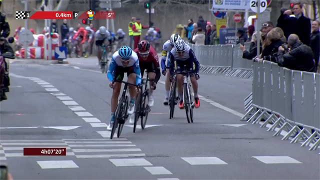 'Perfect!' - Doull wins Stage 4 of Tour de la Provence