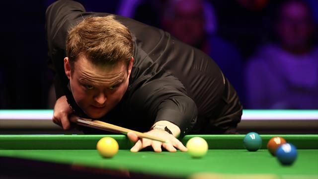 'Amazing' - Watch Murphy close out Welsh Open drubbing