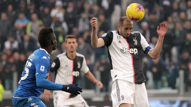 Juventus-Brescia in Diretta Tv e Live Streaming
