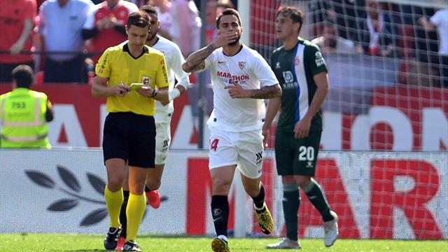 Suso, il Milan è solo un ricordo: gol e assist contro l'Espanyol