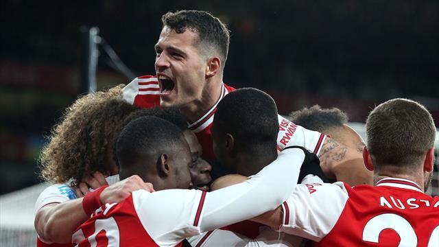 Arsenal-Newcastle 4-0. Ozil, o capodoperă de gol, după un adevărat record de pase în Premier League