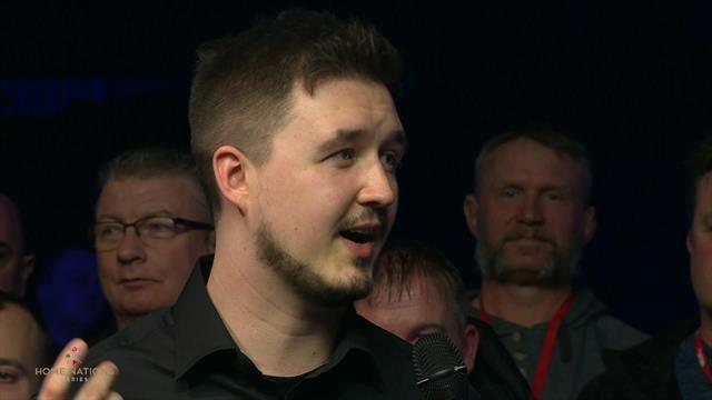 Abierto de Gales: La divertida disculpa que puso Kyren Wilson tras perder la final