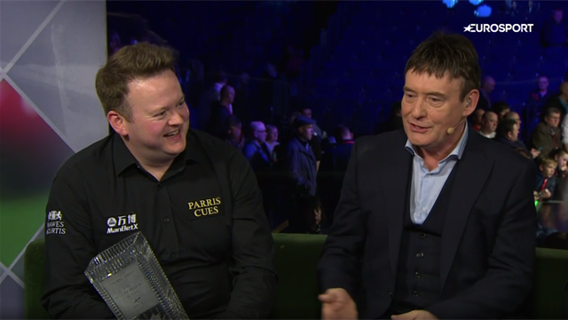'Star Trek in bed until 3am' - Murphy reveals Welsh Open pre-final routine