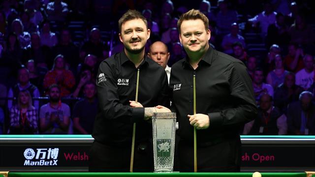 Welsh Open  Murphy wint met speels gemak finale