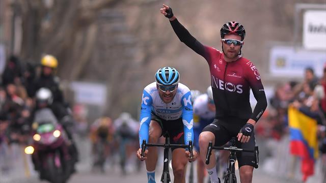 Tour de la Provence | Doull wint slotetappe, Quintana pakt eindzege