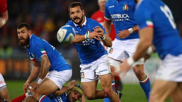 """Guglielmo Palazzani carica l'Italia: """"Voglio vedere un Olimpico pieno contro la Scozia"""""""