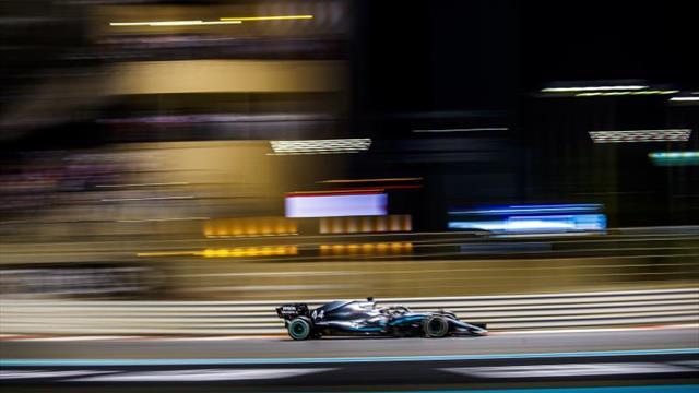 El extraño movimiento del volante de Hamilton