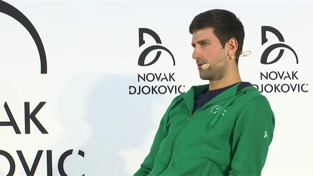Djokovic: 'Why do people say that no one likes me?'