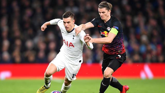 Leipzig - Tottenham sera joué devant des spectateurs