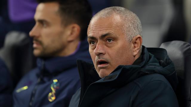 Jose Mourinho, game over!