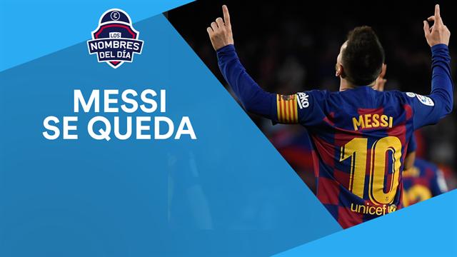 Messi, Braithwaite, Guardiola, Landa y Alcaraz, los nombres del día