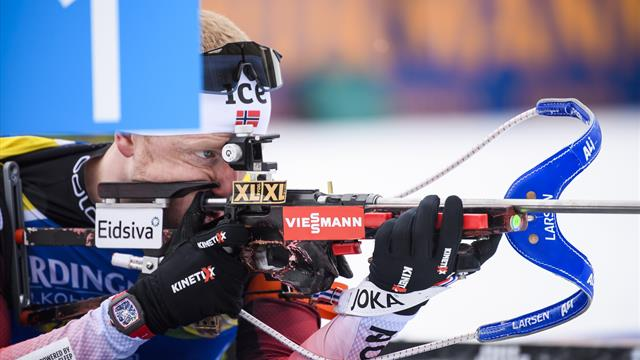 Highlights: Dominant Norway take relay gold
