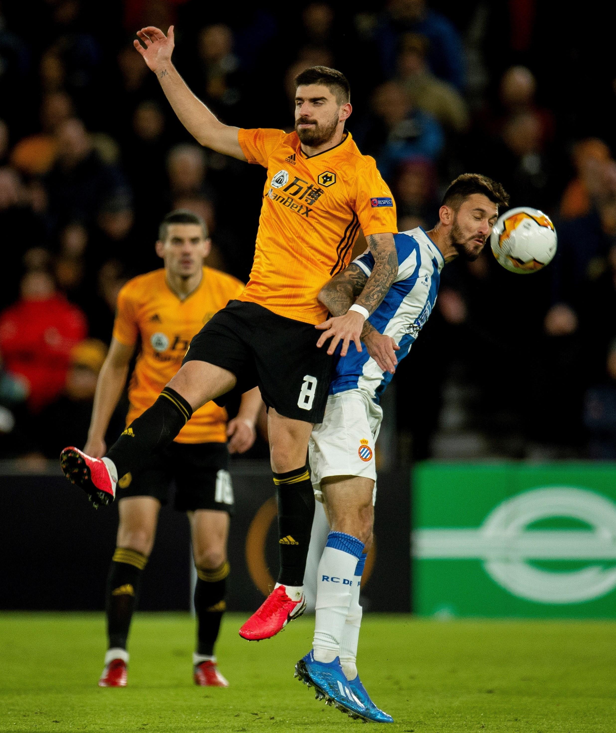 Wolves-Espanyol - Europa League 2019/20