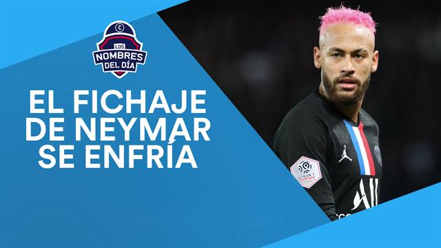 Neymar, Braithwaite, Lautaro, Bordalás y Evenepoel, los nombres del día