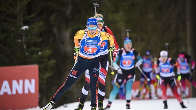 Biathlon-WM 2020 live im TV, im Livestream und im Liveticker bei Eurosport