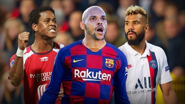 Braithwaite au Barça : les dix autres transferts les plus improbables