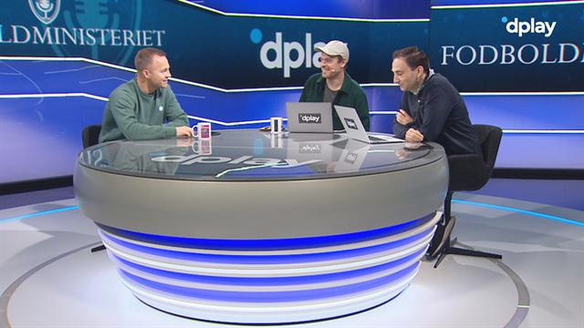 Fodboldministeriet: Flyttedag, Braithwaite og Erik Vilfort