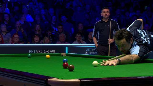 Shoot-Out | O'Sullivan verslaat McManus in Watford