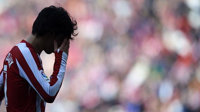 L'Atlético Madrid de Yannick Carrasco présente un plan de chômage partiel — Coronavirus