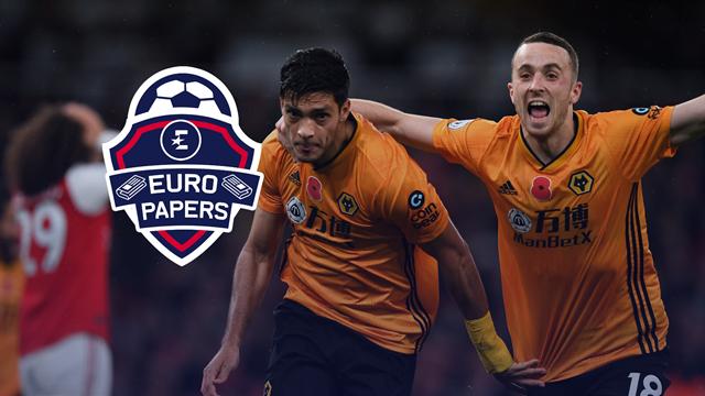 'Panic mode' Man Utd chasing Wolves forward - Euro Papers
