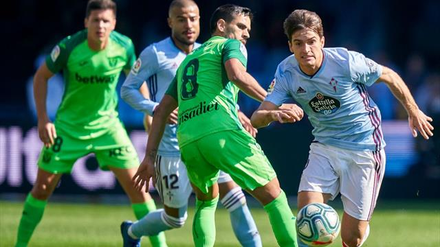 💥 ⚽ Iago Aspas resucita al Celta en una final ante Leganés