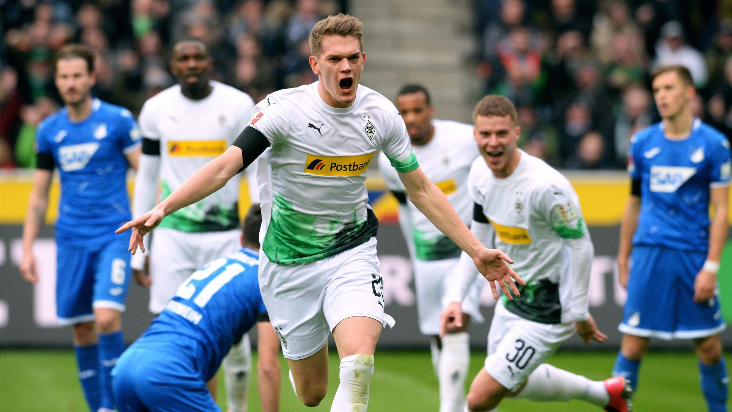 Gladbach Gegen Hoffenheim 2021