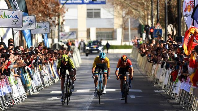 Face à Fuglsang et Landa, Haig était le plus rapide : les temps forts de la 4e étape