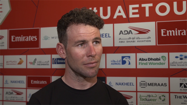 'A race is a race and a sprint is a sprint' - Cavendish not worried about competition